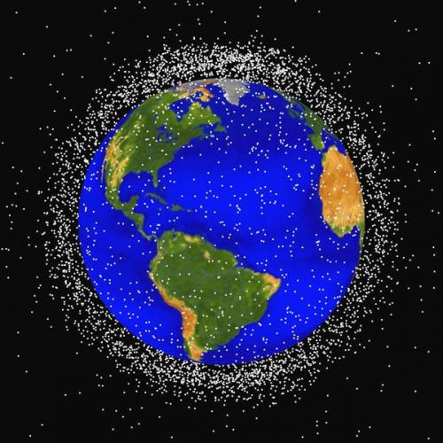 space-debries