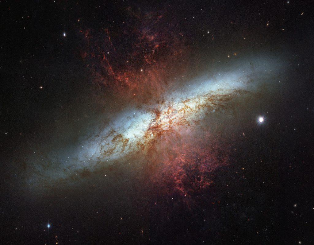 Cigar Galaxy M82