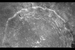 سطح كوكب عطارد
