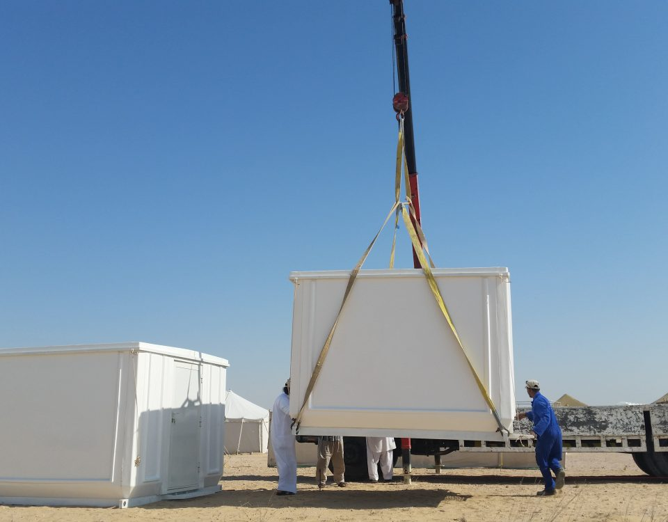 مخيم الفلكيون من مركز قطر لعلوم الفضاء والفلك