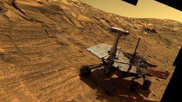 NASA's Opportunity Rover