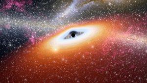 Black Hole ثقب أسود